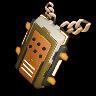Overridden Champion-Amulet