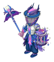 Eldritch Keepers Robes