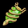Tempered Crownplate-Blood Python (Amulet)