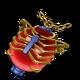 Horrific Bonemail-Horrific Cage (Amulet)