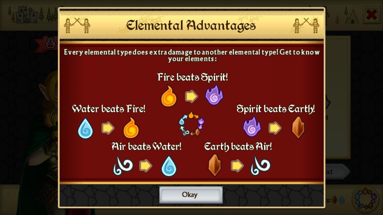 elements  knights and dragons wiki  fandom poweredwikia