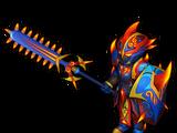 Flametooth Delver