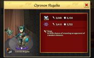 Chronos Regalia 0 Evo