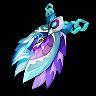 Feathercrest Observer-Amulet