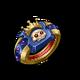 Horrific Bonemail-Horrific Loop (Ring)