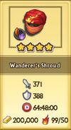 New Wanderers Shroud