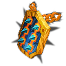Doomed Windshaper-Spark Necklace (Amulet)