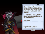 Fifth Letter from the Dark Prince