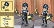 Lightning Lord Armor Lvl 1