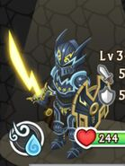 Lightening lord armour ev.2