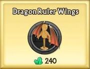 Dragon Ruler Wings
