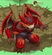 Epic boss Hannibal Half Dragon