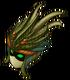Wurmshroud Mantle-Head