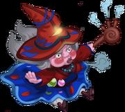 Steam wizard boss
