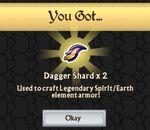 Dagger Shard