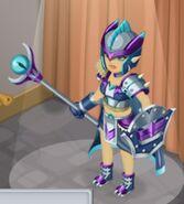 Demon Carapace Female 1 close