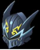 Lightning Lord Armor-Head