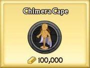 Chimera Cape