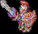 Bronze Chromatic Mantle