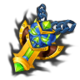 Grimtide Enforcer-Amulet