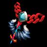 Draconic Hussar-Amulet