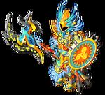 Triskelion Wargear