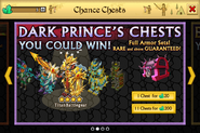 New Dark Prince Chest