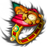 Scalding Battlehammer-Ring