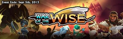 War of the Wise