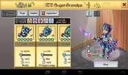 Crystal Shadowgear No Evo Female