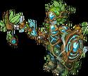 Earthworn oakmail