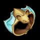 Huracan Bladeguard-Howlite Glider (Ring)