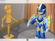 Armor of boreas-female 1st evolution