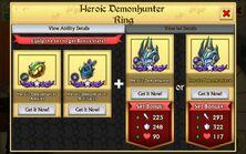 Heroic Demonhunter-RA Set