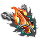 Firechaser Ghost-Amulet