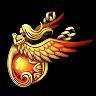 Sinister Platemail-Amber Savior (Amulet)