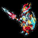 Incinerating Aegis-M-EVO2