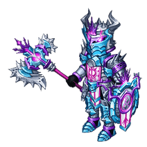 Battleaxe Champion-M-EVO2