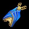 Mandrake Aegis-Iris Hanger (Amulet)