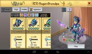 Crystal Shadowgear No Evo Male
