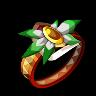 Shamanic Skyshield-Ritual Petalband (Ring)