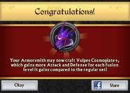 Vulpes Cosmoplate Plus Unlock