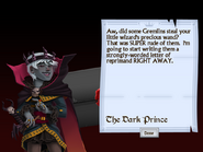 Third Letter from the Dark Prince