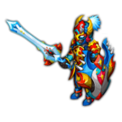 Blueclad Demolisher-M-EVO2