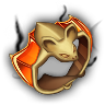 Igneous Blazemail-Ruby Glider (Ring)