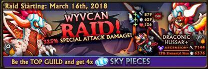 Draconic Hussar--WYVCAN RAID