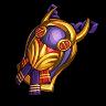 Blackbark Bearer-Amulet