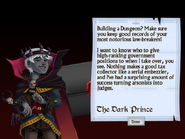 Eighth Letter from the Dark Prince