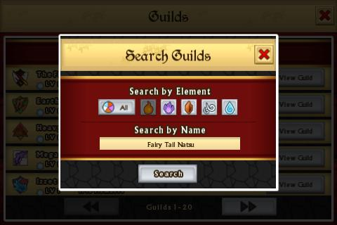 Search Guilds