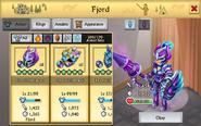 Chaotic Hellguard 1st Evo Female